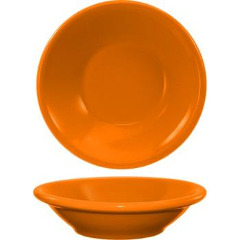 ITWCAN11O - ITI - CAN-11-O - 4 3/4 Oz Orange Cancun™ Fruit Bowl With Narrow Rim Product Image