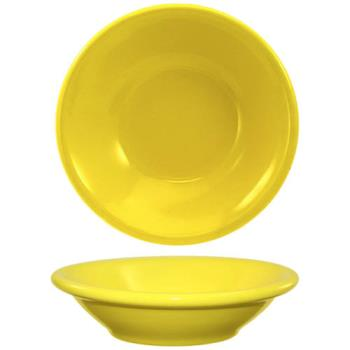 ITWCAN11Y - ITI - CAN-11-Y - 4 3/4 Oz Yellow Cancun™ Fruit Bowl With Narrow Rim Product Image