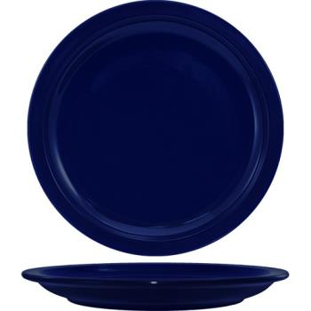 ITWCAN16CB - ITI - CAN-16-CB - 10 1/2 in Cancun™ Cobalt Blue Narrow Rim Plate Product Image