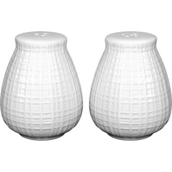 ITIDR101 - ITI - DR-101 - 2 in Dresden™ Porcelain Salt and Pepper Shakers Product Image