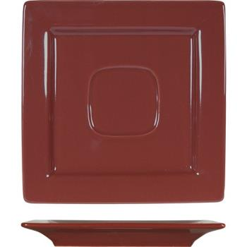 ITIEL2RH - ITI - EL-2-RH - 5 7/8 in Elite Harvest Red Saucer Product Image