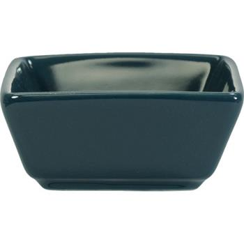 ITIEL4BB - ITI - EL-4-BB - 3 1/2 oz Elite Harvest Blue Square Ramekin Product Image