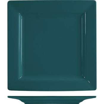 ITIEL6BB - ITI - EL-6-BB - 6 1/4 in Elite Harvest Blue Square Plate Product Image