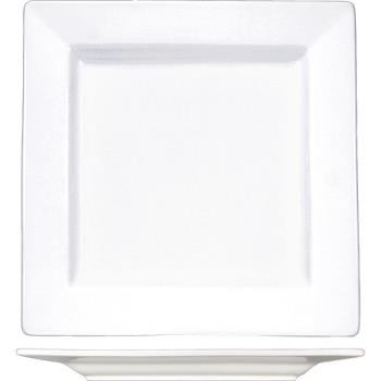 ITWEL9 - ITI - EL-9 - Elite™ 9 1/8 in Square Fine Porcelain Plate Product Image