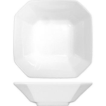 ITWHE11 - ITI - HE-11 - 5 1/2 Oz Helios™ Square Bone China Fruit Bowl Product Image