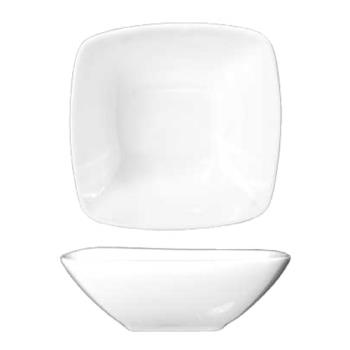 ITWIS11 - ITI - IS-11 - 5 1/2 Oz Iris™ Square Bone China Fruit Bowl Product Image