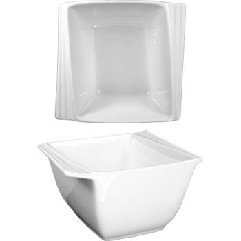 ITIPC15 - ITI - PC-15 - 12 Oz Pacific™ Square Porcelain Bowl Product Image