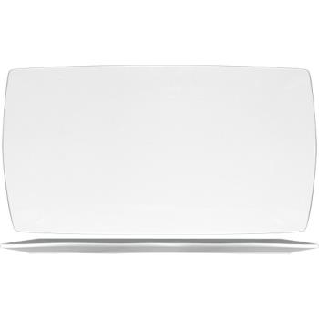 ITWPL13 - International Tableware - PL-13 - 13 in x 7 in Bright White Chef's Palette™ Platter Product Image