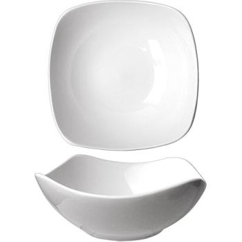 59149 - ITI - QP-11 - 10 Oz Quad™ Square Fine Porcelain Bowl Product Image