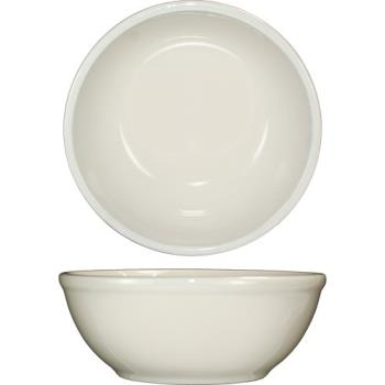 81368 - ITI - RO-18 - 16 Oz Roma™ Nappie Bowl With Rolled Edge Product Image