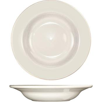 59108 - ITI - RO-3 - 12 Oz Roma™ Deep Rim Soup Bowl With Rolled Edge Product Image