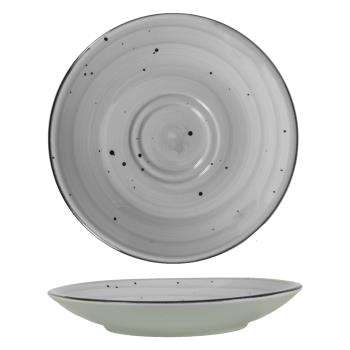 ITIRT2ST - International Tableware - RT-2-ST - 5 in Stone Rotana™ Saucer Product Image