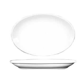 ITITN51 - ITI - TN-51 - 15 1/2 in Torino Porcelain Coupe Platter Product Image
