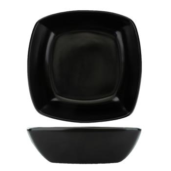 ITIQP31MB - International Tableware - QP-31-MB - 6 oz Quad™ BLK Fruit Dish Product Image