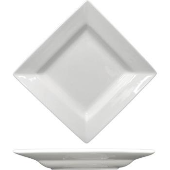 ITWAR32 - ITI - AR-32 - 8 in Arena™ Square Fine Porcelain Platter Product Image