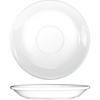 ITWBL2 - ITI - BL-2 - 6 1/8 in Bristol™ Fine Porcelain A.D Saucer Product Image