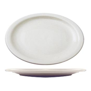 59144 - ITI - BR-14 - 13 1/4 in x 10 in Brighton™ Porcelain Platter Product Image