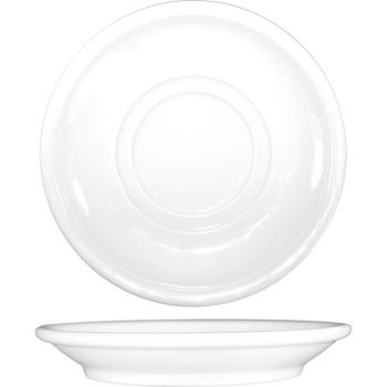 59146 - ITI - BR-2 - 5 1/2 in Brighton™ Porcelain Saucer Product Image