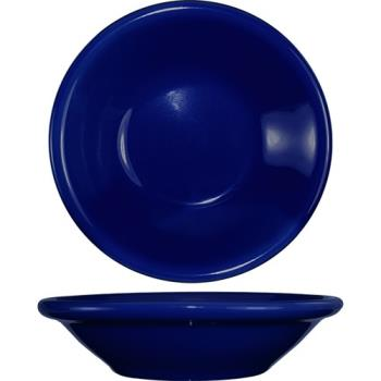 ITWCA11CB - ITI - CA-11-CB - Cancun™ 4 3/4 oz Cobalt Fruit Bowl w/Rolled Edge Product Image