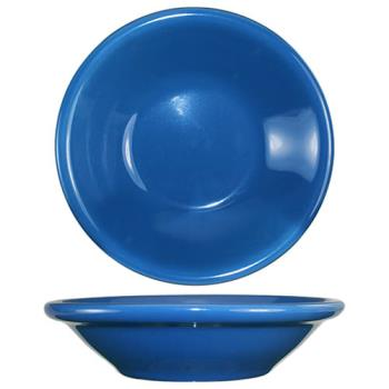 ITWCA11LB - ITI - CA-11-LB - Cancun™ 4 3/4 oz Light Blue Fruit Bowl w/Rolled Edge Product Image