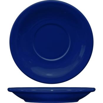 ITWCAN2CB - ITI - CAN-2-CB - 5 1/2 in Cancun™ Cobalt Saucer With Narrow Rim Product Image