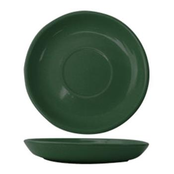 ITWCAN2G - ITI - CAN-2-G - 5 1/2 in Cancun™ Green Saucer With Narrow Rim Product Image