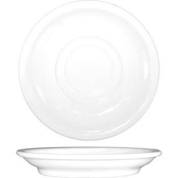 59135 - ITI - DO-2 - 6 in Dover™ Porcelain Saucer Product Image