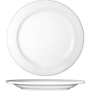 "ITWDO7 - ITI - DO-7 - Dover™ 7 1/8"" Porcelain Plate Product Image"