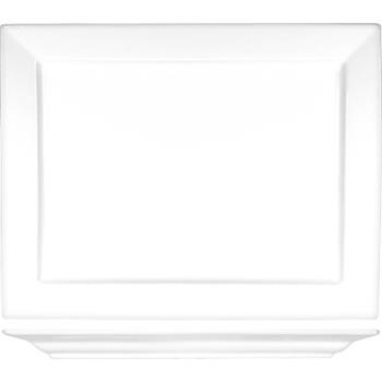 ITWEL25 - ITI - EL-25 - 14 in x 10 7/8 Elite™ Rectangular Fine Porcelain Platter Product Image