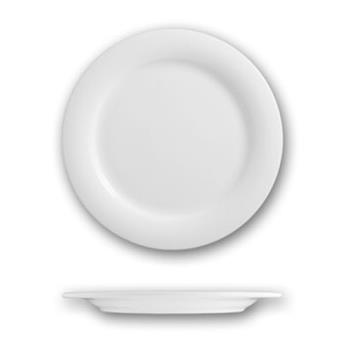 ITWPH16 - ITI - PH-16 - 10 1/2 in Phoenix™ Round Bone China Plate Product Image