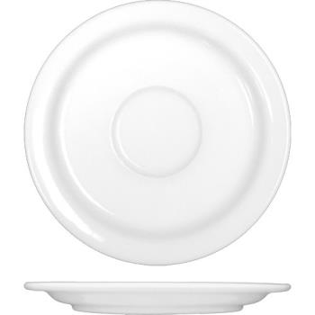 ITWPH2 - ITI - PH-2 - 6 in Phoenix™ Round Bone China Saucer Product Image