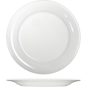 ITWPH21 - ITI - PH-21 - 12 1/4 in Phoenix™ Round Bone China Plate Product Image