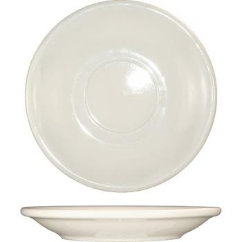 59116 - ITI - RO-2 - 6 in Saucer With Rolled edging Product Image