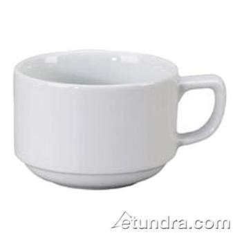 "VTXAL35 - Vertex - AL-35 - 2 5/8"" Alpine Demitasse Stacking Cup Product Image"