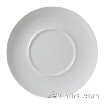 "VTXARG205V - Vertex - ARG-205V - 11 1/4"" Signature Petite Portion Plate with 5 1/2"" well Product Image"