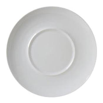 "VTXARG207V - Vertex - ARG-207V - 11 1/4"" Signature Petite Portion Plate with 7"" well Product Image"