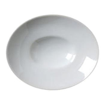 VTXARGOB23 - Vertex - ARG-OB23 - Signature Rimmed Oval Bowl with 6 oz. well Product Image