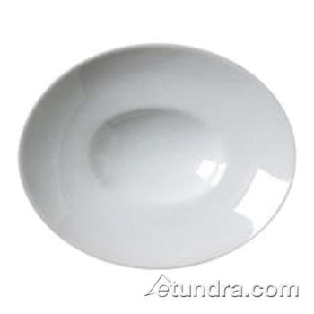 VTXARGOB26 - Vertex - ARG-OB26 - Signature Rimmed Oval Bowl with 4 oz. well Product Image