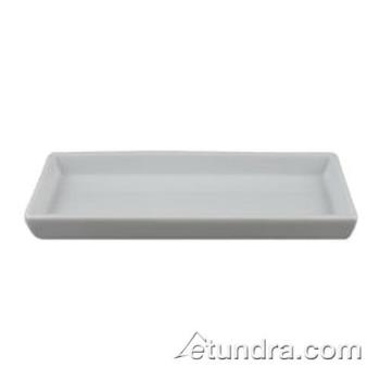 "VTXAVQ22R - Vertex - AV-Q22R - 8 3/8"" Ventana Rectangle Serving Tray Product Image"
