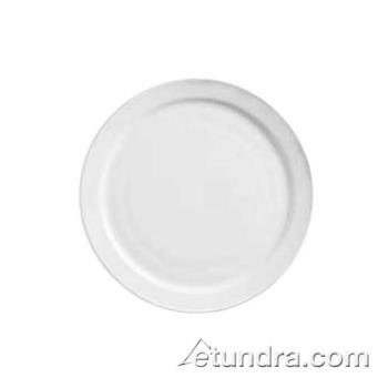 "WTI840405R22 - World Tableware - 840-405R-22 - Porcelana 5 1/2"" Wide Rim Plate Product Image"