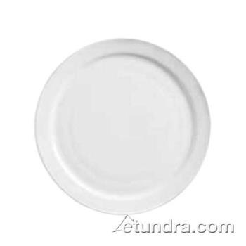 "WTI840410N11 - World Tableware - 840-410N-11 - Porcelana 6 1/2"" Narrow  Rim Plate Product Image"