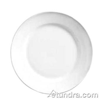 "WTI840420R24 - World Tableware - 840-420R-24 - Porcelana 7 1/8"" Wide Rim Plate Product Image"