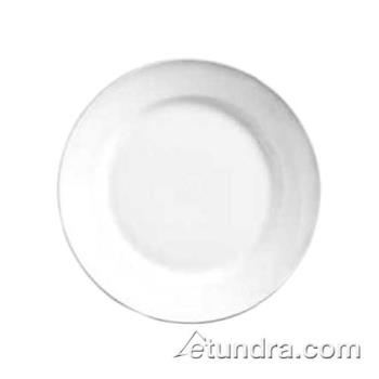"WTI840425R25 - World Tableware - 840-425R-25 - Porcelana 9"" Wide Rim Plate Product Image"