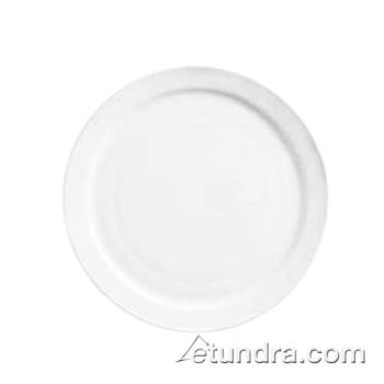 "WTI840440N15 - World Tableware - 840-440N-15 - Porcelana 10 3/8"" Narrow Rim Plate Product Image"
