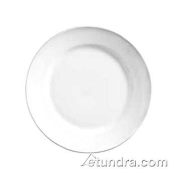 "WTI840445R12 - World Tableware - 840-445R-12 - Porcelana 12"" Wide Rim Plate Product Image"