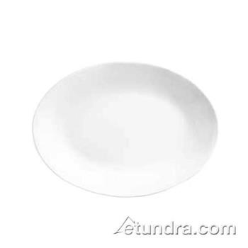 "WTI840520R24 - World Tableware - 840-520R-24 - Porcelana 11 3/4"" x 8"" Platter Product Image"