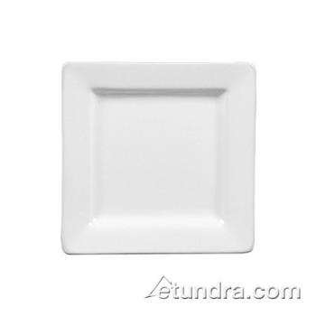 "WTISL7 - World Tableware - SL-7 - Slate Collection 7 1/4"" Square Plate Product Image"