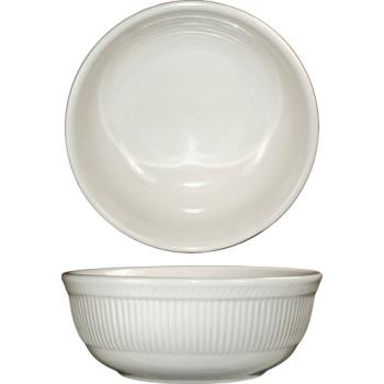 ITWAT15 - ITI - AT-15 - 18 Oz Athena™ Embossed Stoneware Nappie Bowl Product Image