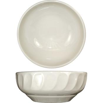 ITWHA24 - ITI - HA-24 - 14 Oz Hampton™ Bowl With Embossed Fluted Edge Product Image