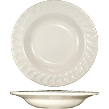 ITWHA3 - ITI - HA-3 - 9 Oz Hampton™ Deep Rim Bowl With Embossed Fluted Edge Product Image